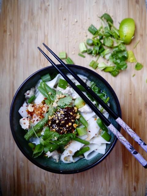 Sukhothai Noodle Soup | Kuaytiaw Sukhothai