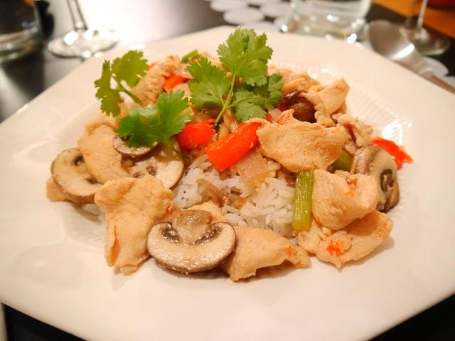 Thai Ginger Chicken