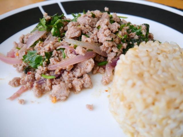 Recipe for the Perfect Thai Summer Salad: Larb