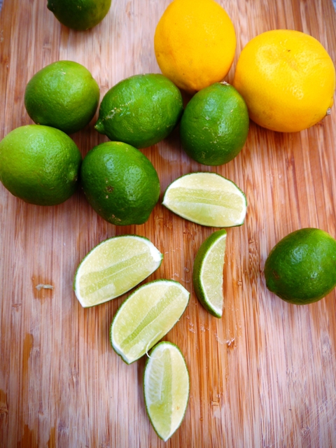 The Secret to How to Cut a Lime-Thai-Foodie